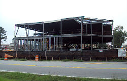 Panel Steel Project Snellville Police Department
